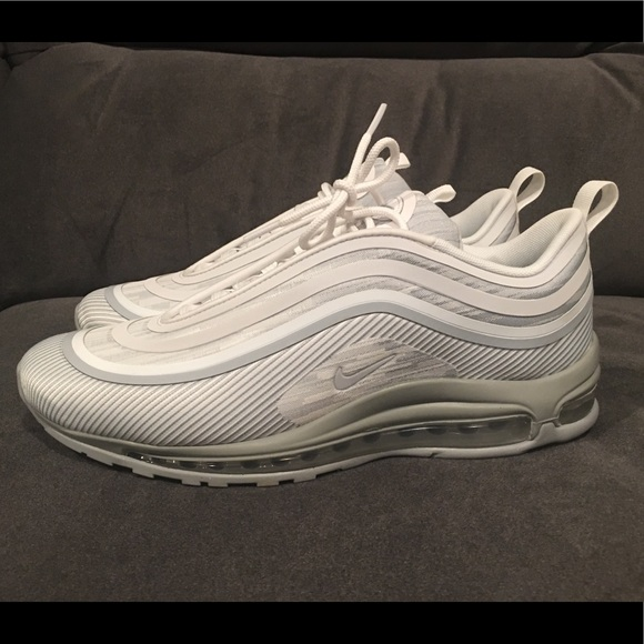 san francisco 7ec14 42702 Nike Air Max 97 UL '17 Pure Platinum DS Size 10 NWT